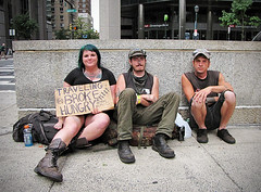Travelers 32 (Charlie O'Hay) Tags: poverty philadelphia centercity philly travelers panhandling crustpunks urbangypsies oogles trainjumpers modernhobos