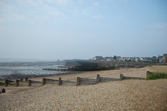 (John Donges) Tags: ocean england beach seaside lowtide mudflats whitstable 6873
