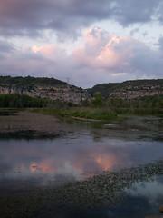 Le Verdon (★ iolo ★) Tags: sunset sun lake france water soleil eau coucher lac lr couchant coucherdesoleil verdon f35 quinson iso80 provencealpescôtedazur étendue ¹⁄₆₀s §§§§§ canonpowershots90 6225mm