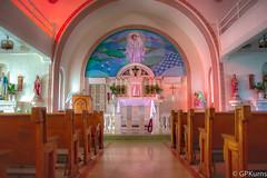 Saint Elizabeth (Gary P Kurns Photography) Tags: sony creative spiritual onone eurekaspringsarkansas saintelizabethchurch nex7