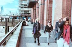 013_13 (IanAWood) Tags: london streetphotography 35mmfilm contaxg2 kodakportra160 londonstreetphotography notwalkingwithmynikon