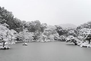 鏡湖池 - 金閣寺 / Kinkaku-ji Temple