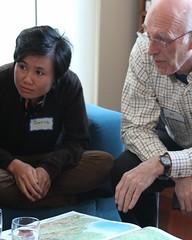 Doris & Bill (m.gifford) Tags: burma human rights burmese feminist internationalwomensday interpares iwd iwd15 iwd2015