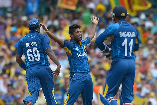 ICC Cricket World Cup 2015 – Australia vs. Sri Lanka (2)