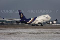 Boeing 747-4D7 Thai Airways International HS-TGX (Curimedia   P H O T O G R A P H Y) Tags: international thai boeing airways 7474d7 hstgx