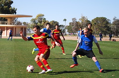 "RSL-AZ U-17/18 vs. Real So Cal • <a style=""font-size:0.8em;"" href=""http://www.flickr.com/photos/50453476@N08/16212258969/"" target=""_blank"">View on Flickr</a>"