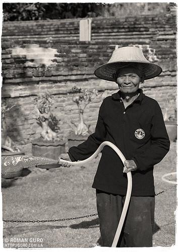 Садовник храма | Thailand