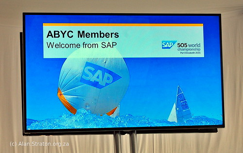 """ABYC Members visit SAP Sailors Lounge • <a style=""""font-size:0.8em;"""" href=""""http://www.flickr.com/photos/99242810@N02/16282953363/"""" target=""""_blank"""">View on Flickr</a>"""