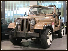 Jeep CJ-7 (v8dub) Tags: auto road terrain car wheel germany deutschland drive 1 j automobile all jeep 4x4 c 4 eins schuppen 7 automotive off voiture american bremen wd allemagne tout niedersachsen youngtimer wagen pkw allrad brme worldcars