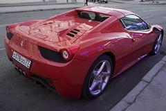 Ferrari 458 Spider (mrsebastanoperero) Tags: red spider dino rosso supercar sportcar exoticcar 458 ferrari458 458italia ferrari458italia italiannsupercar jitaliansportcar