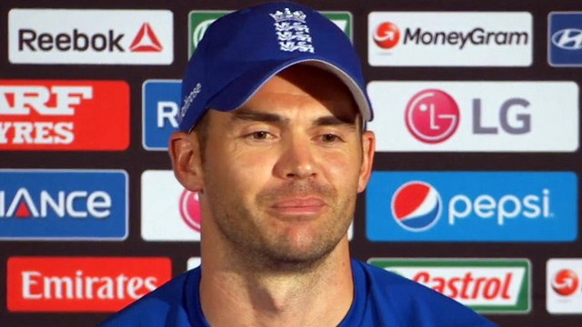 James Anderson believes England have what it takes to be World Cup contenders