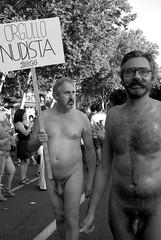 Nudistas (Julin del Nogal) Tags: festival nude parade nudismo nudism nudists nudistas