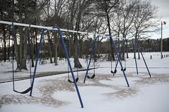 winter-storm-juno-3304 (mynameisntmediumcoffee) Tags: winter snow playground snowstorm newengland elementaryschool swingset blizzard recess juno snowday 2015