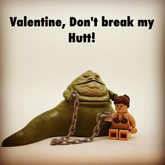 Valentine, Don't break my Hutt! #starwars #geek #nerd #love #heart #lego #minifig #valentine #valentinesday #jabba #leia #slaveleia (betsyweber) Tags: love nerd square starwars day geek heart lego valentine card squareformat valentines iloveyou minifig caring minifigs care hefe valentinesday may4 starwarsday usetheforce minifigures may4th maytheforcebewithyou maythefourthbewithyou iphoneography instagramapp uploaded:by=instagram forcefriday