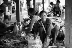Portrait, Arunachal Pradesh India (mafate69) Tags: street portrait bw woman india asia noiretblanc market candid femme photojournalism nb asie himalaya march himalayas inde reportage arunachal streetshot southasia subcontinent photojournalisme arunachalpradesh indiahimalayas photoreportage asiedusud blackandwhyte earthasia himalayasproject mafate69 souscontinent