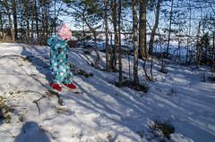 Nsijrvi (Juho Holmi) Tags: sun lake cold macro ice beautiful weather k trekking suomi finland island frozen dc scenery finnland pentax hiking 5 sigma sunny 45 17 28 af 70 tampere k5 finlandia saari lammassaari nsijrvi yljrvi 1770mm f2845 pirkanmaa retkeily ylinen