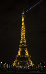 Eiffel Tower by Night (IFM Photographic) Tags: paris france night canon eiffeltower nighttime sp latoureiffel champdemars 75007 tamron 7th f28 7me gustaveeiffel 7e 600d 1750mm ladamedefer 7tharrondisment tamronsp1750mm arondisment tamronsp1750mmf28diiivc img7071a