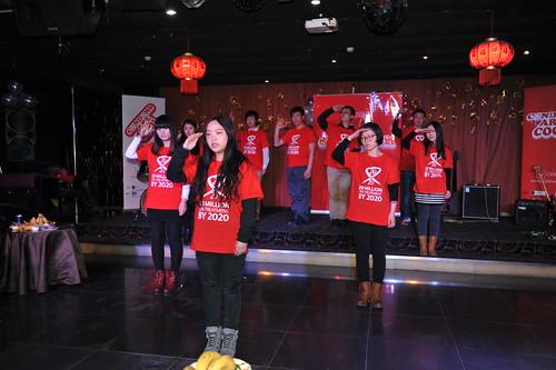 International Condom Day 2015: China