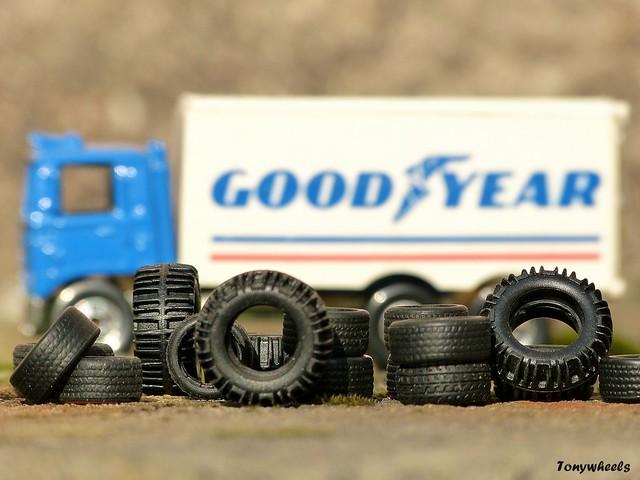 Tires & truck