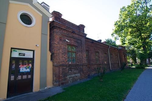 Budynek Państwowej Szkoła Muzyczna I i II stopnia im. Ignacego Paderewskiego (Lubelska 3) w Chełmie