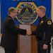 DMPD Chief Dana Wingert - Oath of Office 20FEB2015