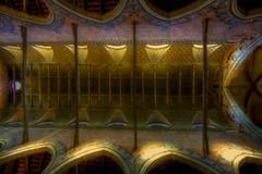 church ceiling, Venice, Italy (Kristoffersonschach) Tags: venice italy sony venezia venedig a77