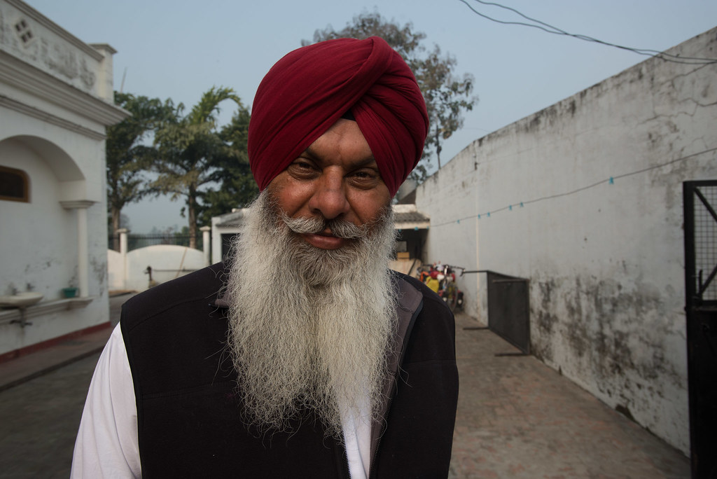 Our Host a great Sikh