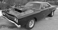 """1969 Plymouth Road Runner • <a style=""""font-size:0.8em;"""" href=""""http://www.flickr.com/photos/85572005@N00/16618803989/"""" target=""""_blank"""">View on Flickr</a>"""