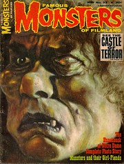 Famous Monsters No. 33 (Warren May 1965) (Donald Deveau) Tags: magazine warren monstermovie hunchback forrestjackerman famousmonsters