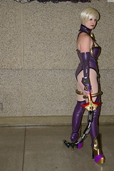 1487 - Sakuracon 2006 (Photography by J Krolak) Tags: costume cosplay ivy masquerade soulcalibur sakuracon sakuracon2006 ivyvalentine