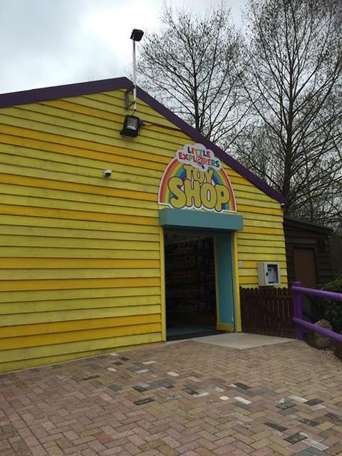 CBeebies Land - Little Explorers Toy Shop