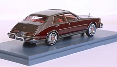 Cadillac Seville 1983 (Jeffcad) Tags: california scale car models seville cadillac neo 1983 143