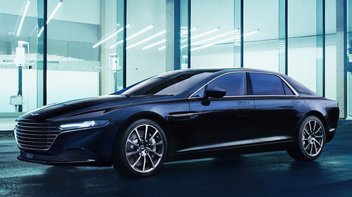 Aston Martin Lagonda
