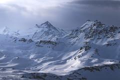 La Dent Blanche (the chantilly's world) (Mathieu Noel) Tags: winter mountain snow mountains montagne alpes switzerland suisse bosson hiver neige dentblanche valais grimentz alpessuisses becsdebosson cabanedesbecsdebosson