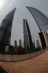 DSC_0264-10 (tamas.doczi) Tags: china skyline nikon skyscrapers shanghai fisheye    pudongskyline   theopener wordfinancialcentershanghai