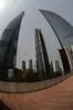 DSC_0264-10 (tamas.doczi) Tags: china skyline nikon skyscrapers shanghai fisheye 中国 尼康 摩天大楼 pudongskyline 上海环球金融中心 鱼眼镜头 theopener wordfinancialcentershanghai
