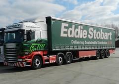 PO64VNB H2026 Eddie Stobart Scania'Ellie Jade' (graham19492000) Tags: eddie stobart eddiestobart h2026 po64vnb scaniaelliejade