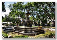La Antigua GCA - Fuente de las Sirenas - Fountain of the Mermaids