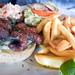 White Trash Fast Food Squid Burger