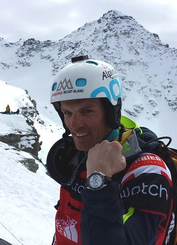 Aurélien Ducroz, Alpina Watch