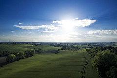 Like a bird (Robin Danos) Tags: 3 france landscape pro phantom drone gers dji