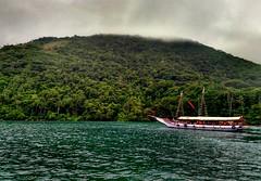 Angra dos Reis-RJ (marcusvco) Tags: trip sea summer brazil hot nature water rio riodejaneiro island boat ilhagrande ladscapes angradoreis
