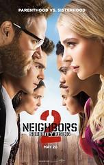 [ซูม] Bad Neighbours 2 เพื่อนบ้าน มหา(บรร)ลัย 2 [พากย์ไทยโรง]