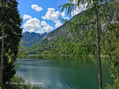 Reinthaler See / Austria Tyrol