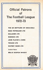 League Football - 1972/73 - Volume 12 - Page 22 (The Sky Strikers) Tags: football 12 1972 1973 league fa association volume the 5p