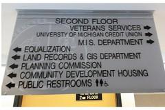 Directional Sign | Signarama Flint, MI | University of Michigan (Signarama Corporate) Tags: signs sign mi flint directory directional 2016 directionalsigns signarama signawards2016 sarcon2016