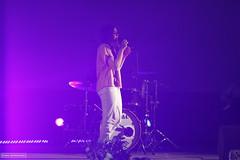 Keep singing (Kamil Borkowski) Tags: singing singer stage live music musician musicain performance lights band pepole helios canon 600d