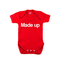 made up babygrow (rethinkthingsltd) Tags: birthday christmas boss baby home kitchen up liverpool ma design tshirt parry livingroom made card sound mug greetings decor coaster cushion greeting madeup yerma yer scouser ilsa babygrow eeee laffin chocka jarg typograhic arlarse rethinkthings geggin gegginin