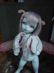 Orqudea (kao_chanita) Tags: mantis doll wig bjd 16 resin jadite abjd 5star yosd 5stardoll moongreyskin