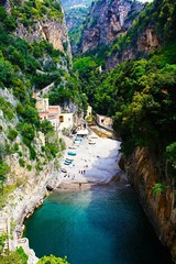 Secluded Beach,  Amalfi, Italy #Italy #Secluded #beach #amalfi (Andus80) Tags: italy beach amalfi secluded